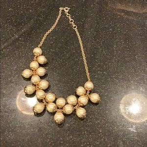 J Crew pearl necklace